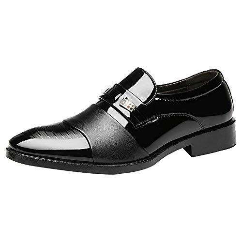 LZE革靴メンズ メンズ カジュアルシューズ ブーツ 本革 ...