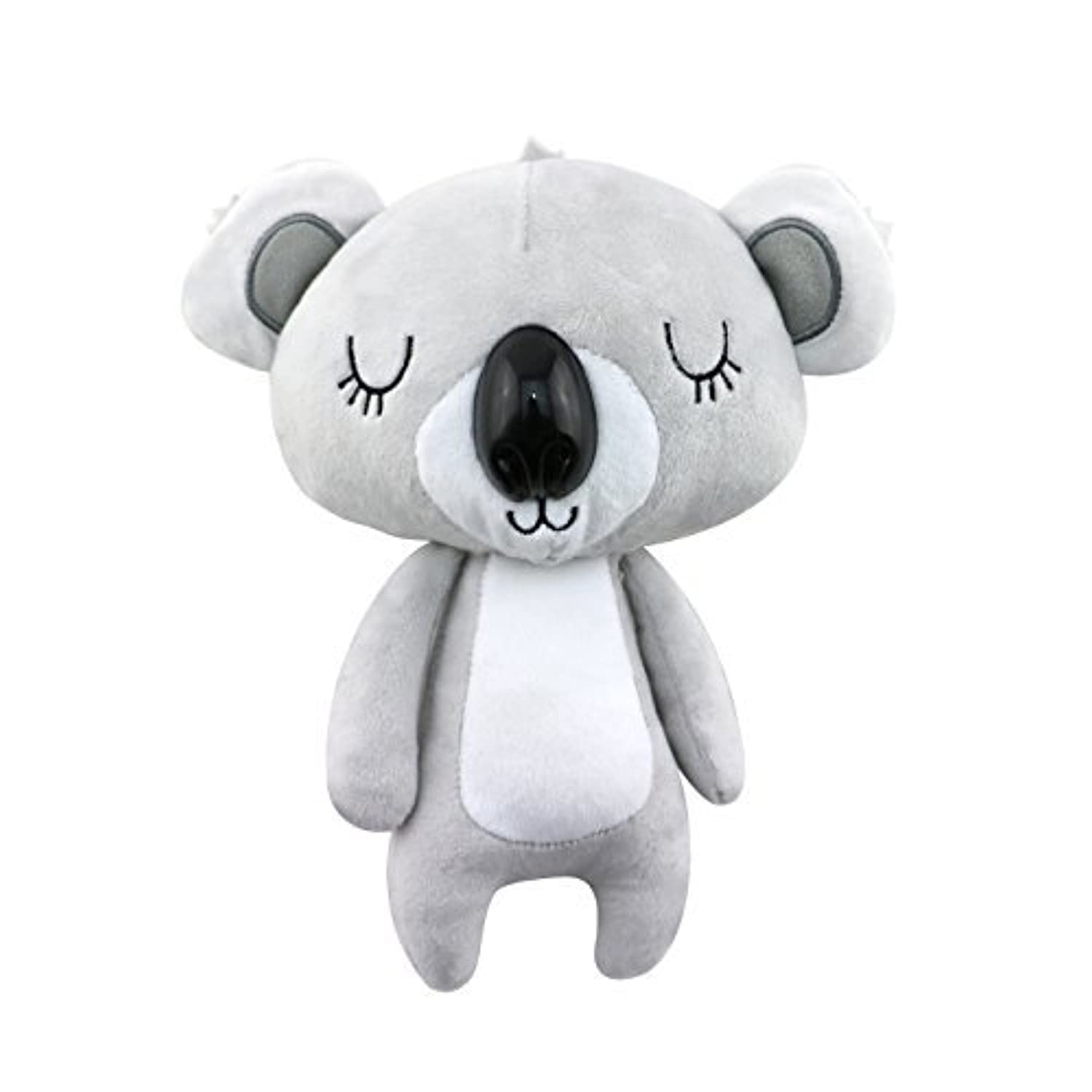 TALENTBABY Infant Baby Soft Plush Animal Wrists Rattle and Bedtime Original Best Gift Early Educational Development Toy for Boys and Girls-Koala [並行輸入品]