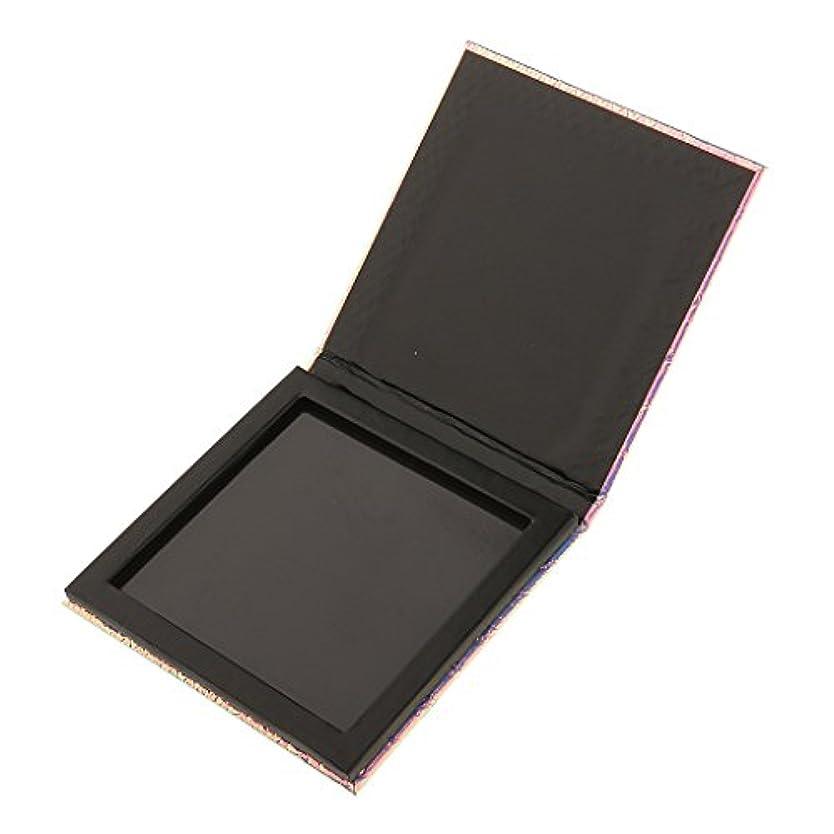 産地便宜疑問に思うPerfk 磁気パレットボックス 空の磁気パレット メイクアップ コスメ 収納 ボックス 化粧品ケース 化粧品DIY 全2サイズ選べ - 10x10cm