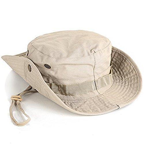 (デマ―クト)De.Markt ジャングルハット マルチカム 釣り帽・・・