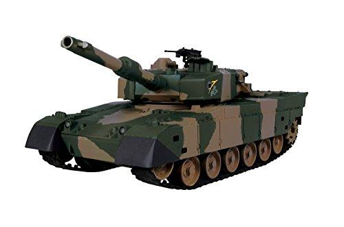 ジョーゼン ダートマックス 1/28スケール ラジコン 陸上自衛隊 90式戦車 JRVK058-GRの詳細を見る
