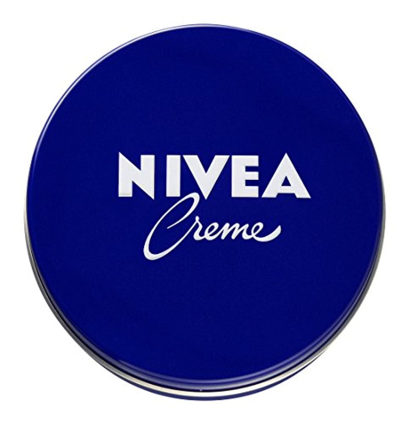 素晴らしさモジュール約束するニベア クリーム 大缶 169g