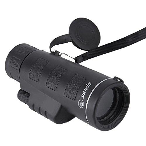 LESHP 単眼鏡 望遠鏡 12倍 昼夜兼用 アウトドア HD コンパクト ポータブル  スポーツ アウトドア  高倍率