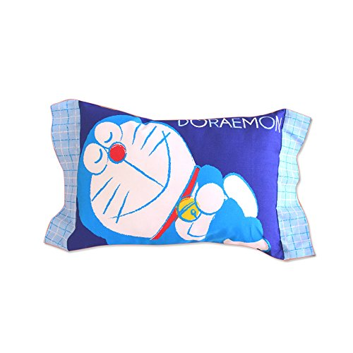 ウォッシャブル ジュニア 枕 ドラえもん 約28×39cm
