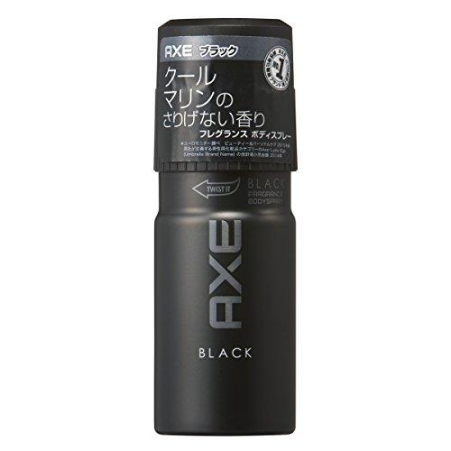 アックス フレグランス ボディスプレー ブラック 60g