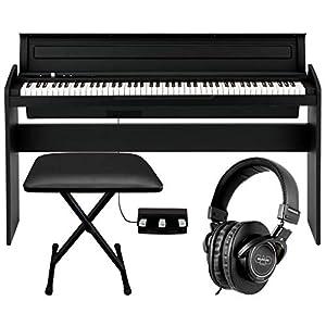 KORG 電子ピアノ LP-180-BK 88...の関連商品1