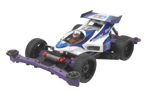 ミニ四駆限定シリーズ レーサーミニ四駆 サンダーショット オープントップ 94814