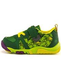 [キャロット] Carrot 女の子 男の子 キッズ 子供靴 運動靴 通学靴 ローカット スニーカー 屈曲性 EE カジュアル デイリー ストリート スクール 学校 CR C2178