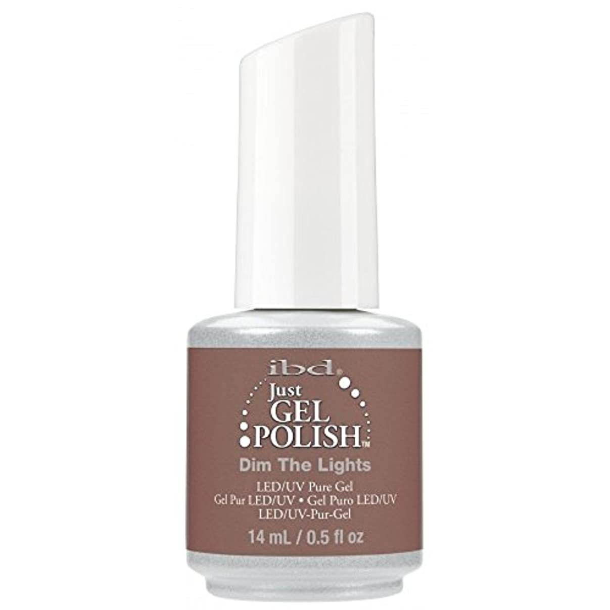 閲覧する減るポルノibd Just Gel Nail Polish - 2017 Nude Collection - Dim the Lights - 14ml / 0.5oz