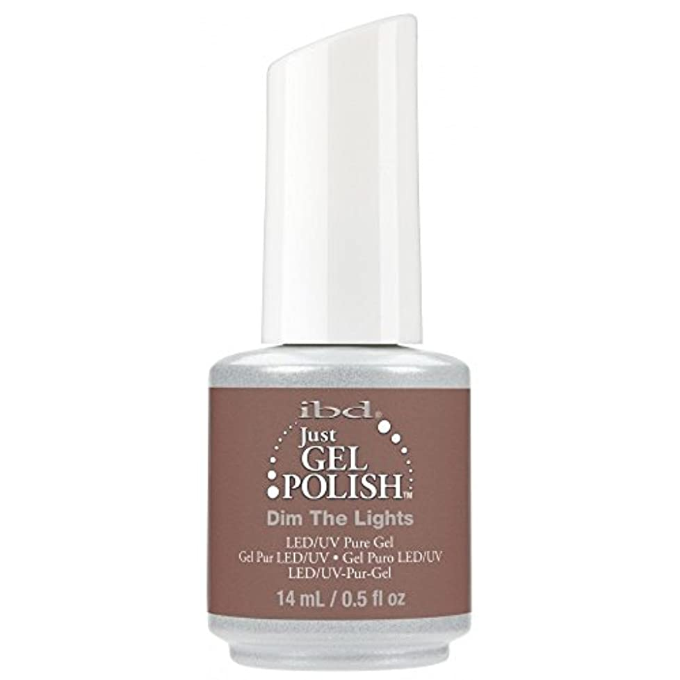 展示会断言するドメインibd Just Gel Nail Polish - 2017 Nude Collection - Dim the Lights - 14ml / 0.5oz