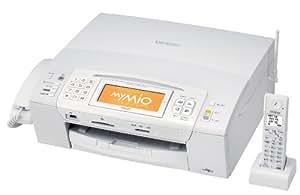 BROTHER Mymio A4インクジェットFAX複合機 デジタル子機1台 MFC-735CD