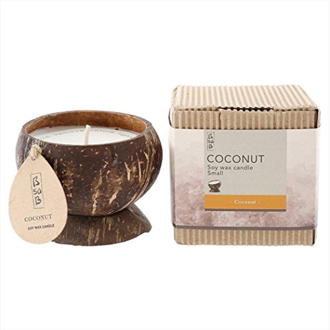 かすれた味付け論理的にココナッツシェル入りソイキャンドルS ココナッツ