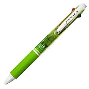 三菱鉛筆 3色ボールペン ジェットストリーム 0.7 SXE340007.6 緑