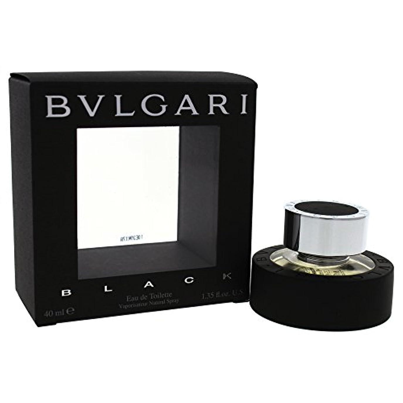 服を着る気楽なフォームブルガリ ブラック オーデトワレ 40ml(並行輸入品)