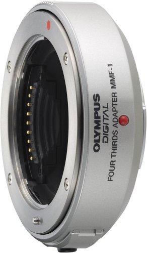 OLYMPUS フォーサーズアダプター マイクロフォーサーズ用 MMF-1