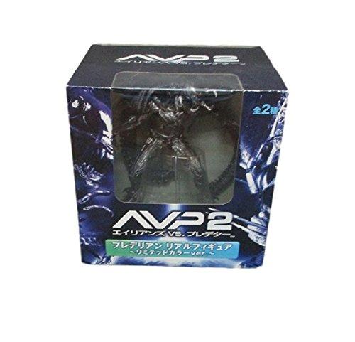 AVP2 プレデリアン リアルフィギュア リミテッドカラーVer. シルバー 単品