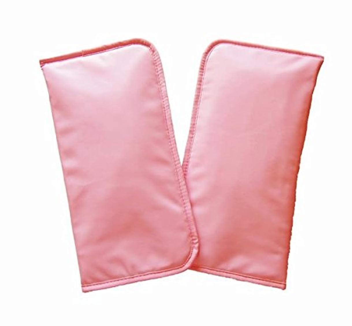 フェミニンストリーム反射ウォーミング ミトン (ピンク)