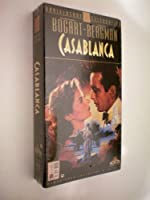 カサブランカ – -記念Celebration – - Humphrey Bogart and Ingrid Bergman – - Remastered Collector 's Edition – - VHSテープ