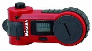 ミカサ デジタルエアーゲージ ボール用内圧計 デジタル式 針を外さず収納可能 AG1000