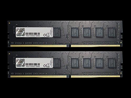 G.Skill DDR4メモリ DDR4-2666 F4-2666C19D-16GNT B07BT3T8LF 1枚目