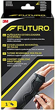 Futuro Reversible Splint Wrist Brace Adjustable 10770EN