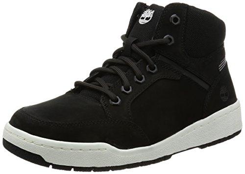 [ティンバーランド] Raystown Sneaker Boot A19EJ BLACK NUBUCK ブラック ヌバック 26.5