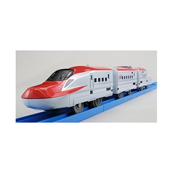 プラレール E5系新幹線&E6系新幹線連結セットの紹介画像2