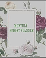 Monthly Budget Planner: Monthly Budget Planner| Expense Finance by Yearly Monthly & Weekly Daily Budget Planner Expense Tracker Bill Organizer Journal Notebook |  Budget Planning | Budget Worksheets