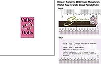 ドールハウスミニチュアValley of the Dolls