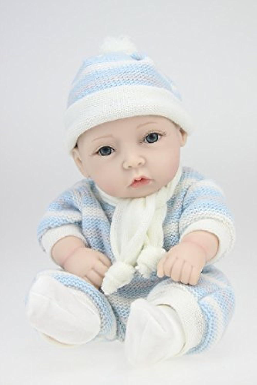 NPK COLLECTION 28CM リボーンドール ベビードール お人形 男の子 きせかえ人形 新年プレゼント 誕生日プレゼント