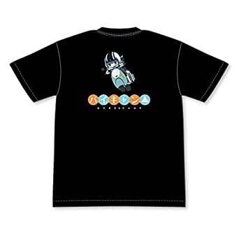 ゆるキャン△ 【きゃらいど】 リンのバイキャン バックプリントTシャツ Sサイズ