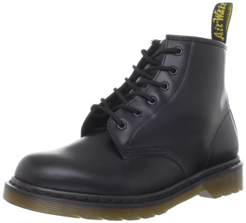 101 6EYE BOOT BLACK SMOOTH 10064001