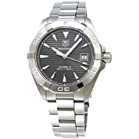 [タグホイヤー]TAG HEUER 腕時計 アクアレーサー キャリバー5 グレー文字盤 自動巻き 300m防水 WAY2113.BA0928 メンズ 【並行輸入品】
