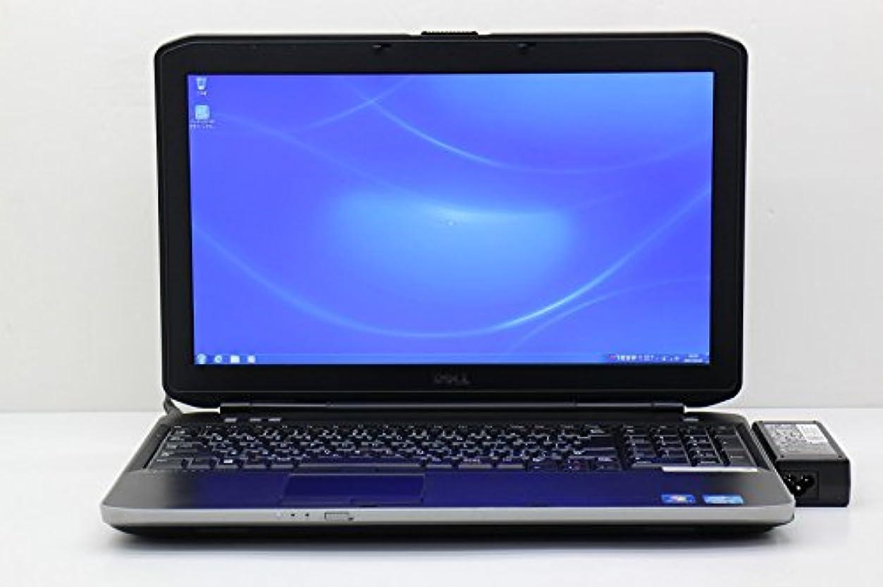 タイピスト教義達成可能【中古】 DELL Latitude E5530 Core i5 3320M 2.6GHz/8GB/500GB/Multi/15.6W/FHD(1920x1080)/Win7
