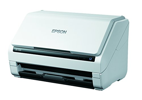 EPSON A4ドキュメントスキャナー DS-530 両面対応 お得祭り2017キャンペーンモデル DS-530C8