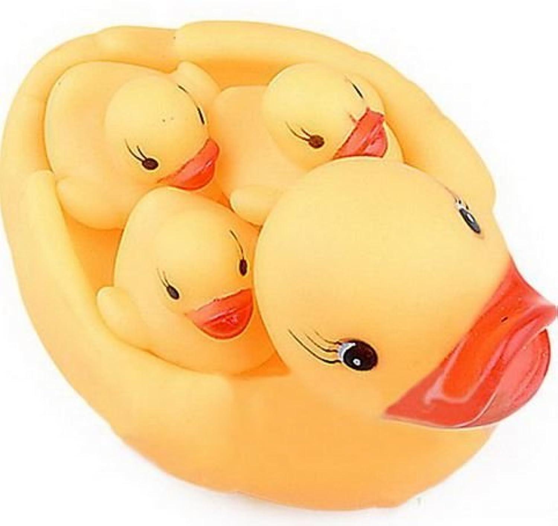 Duck Bath Toy by 2 Tone Family [並行輸入品]