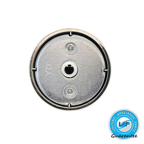 Lifetime Appliance DG64-00473A Burner Knob Dial for Samsung Range Oven