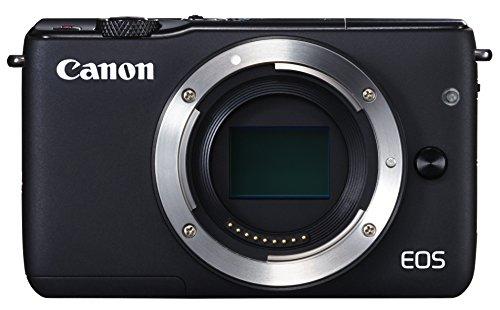 Canon ミラーレス一眼カメラ EOS M10 ボディ(ブ...