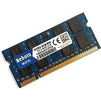 ノートPC 増設メモリ PC2-6400 DDR2 800mhz 2GB (PC2-5300 DDR2 667mhz両対応) 200pin SO-DIMM Side3[並行輸入]