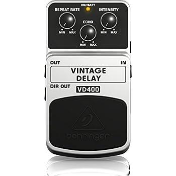 VD400 Vintage Delay Behringer