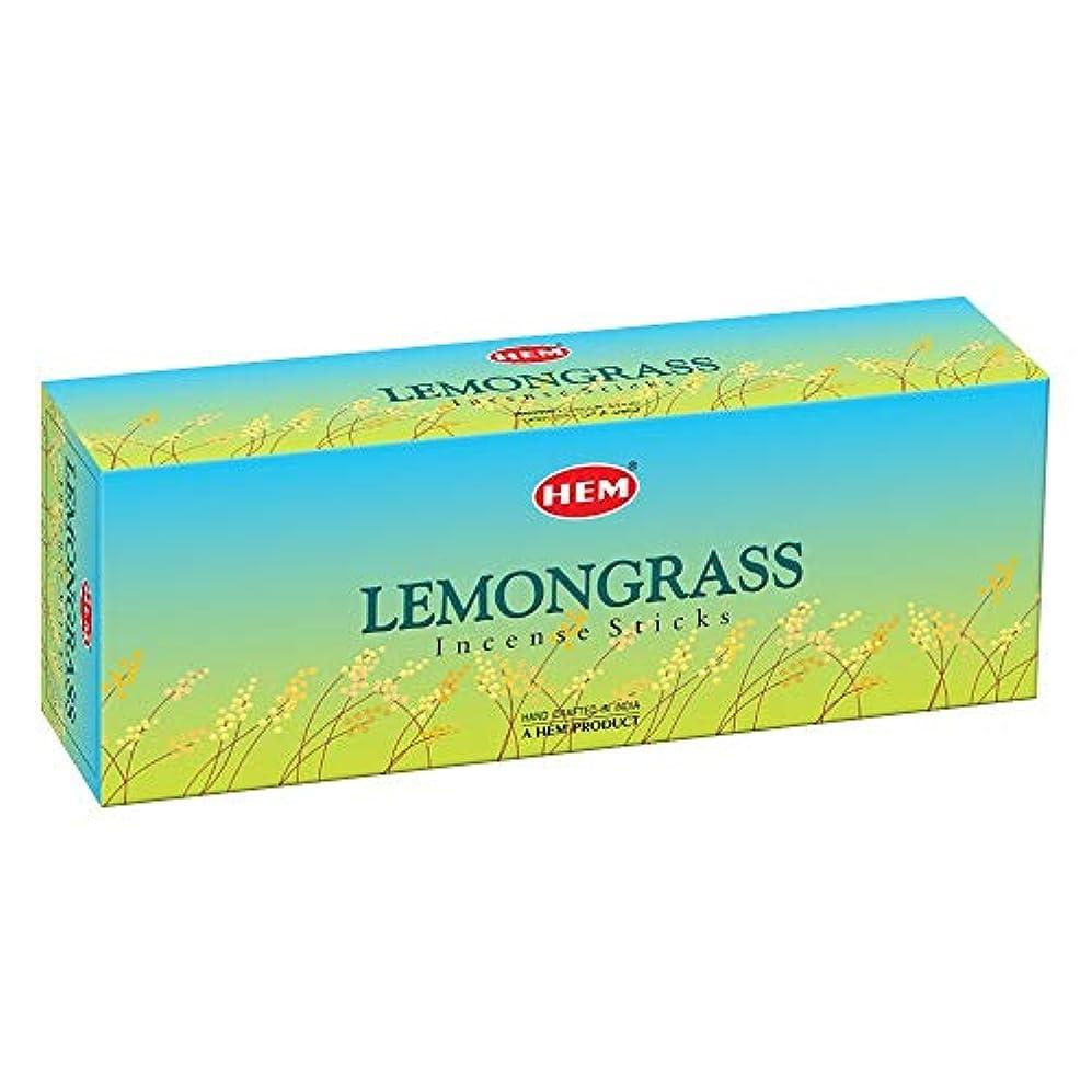 協同バラバラにする馬力Hem Lemongrass Incense Sticks (9.3 cm X 6.0 cm X 25.5cm, Black)