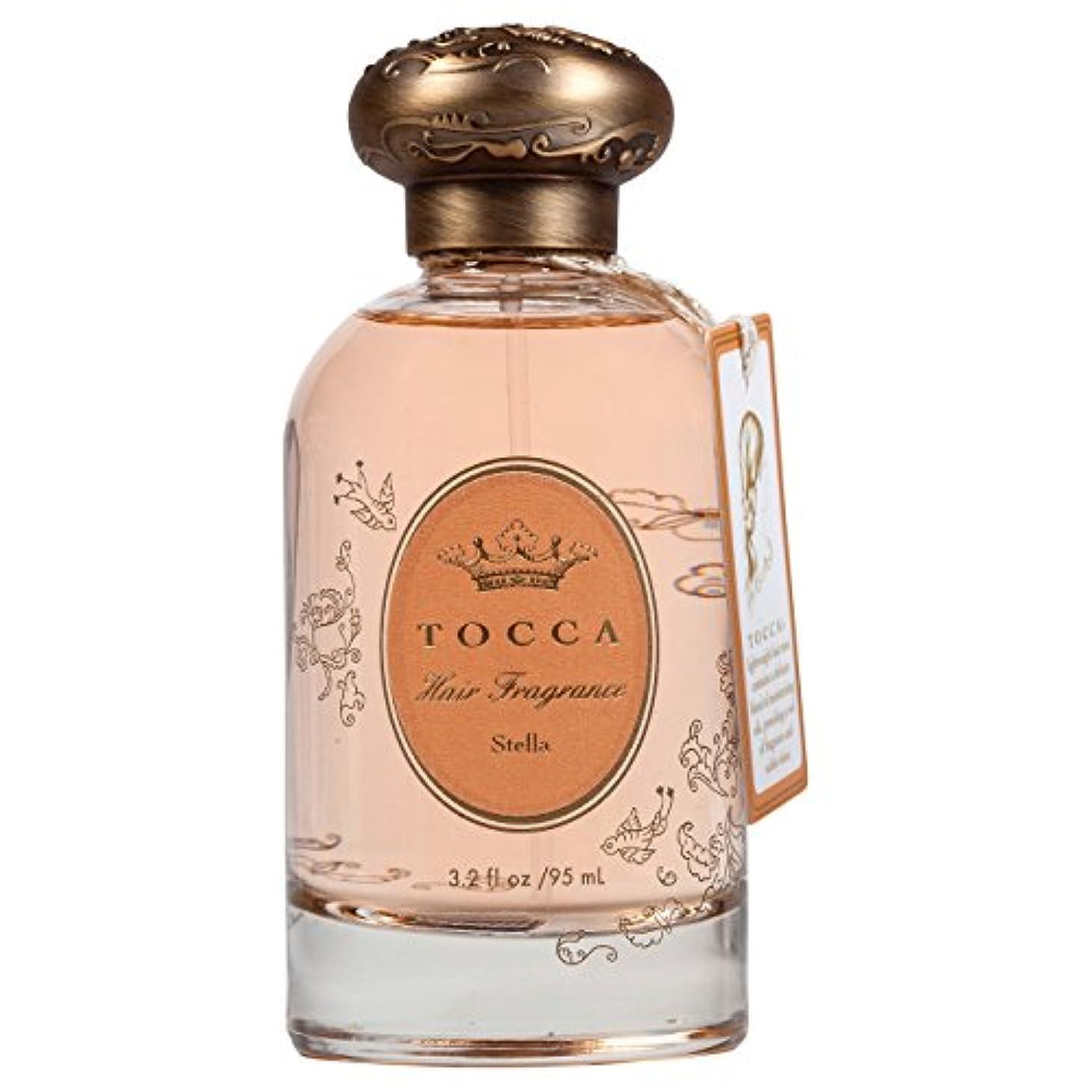 バイオレット側面羽トッカ(TOCCA) ヘアフレグランスミスト ステラの香り 95ml
