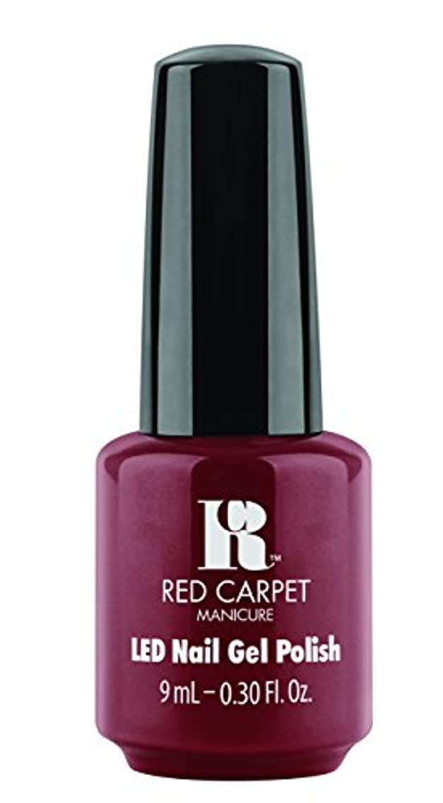 無意識撤回する伝統的Red Carpet Manicure - LED Nail Gel Polish - You Like Me, You Really Like Me - 0.3oz / 9ml