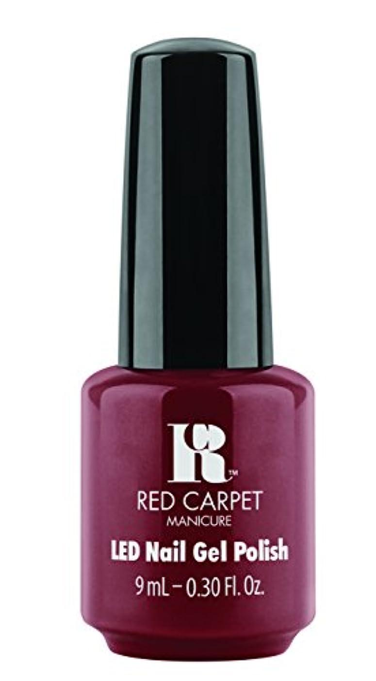Red Carpet Manicure - LED Nail Gel Polish - You Like Me, You Really Like Me - 0.3oz / 9ml
