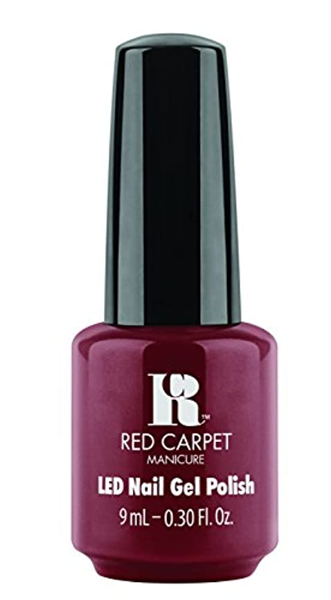 Red Carpet Manicure - LED Nail Gel Polish - You Like Me, You Really Like Me - 0.3oz / 9ml