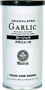 マスコット ガーリックグラニュール 缶入り 80g