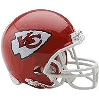 Kansas City Chiefs Replica Mini Helmet w / Z2B Face Mask