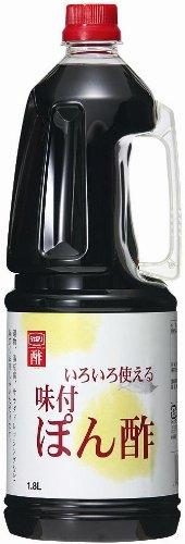 内堀醸造 いろいろ使える味付けぽん酢 ペット1.8L