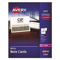 ave5315–Avery注意カード