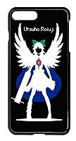 東方 シルエット 霊烏路空 Cタイプ iPhone ケース iPhone8 Plus[プラス] / iPhone7 Plus[プラス] ブラック
